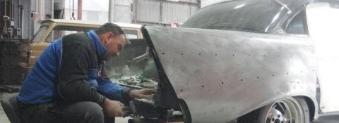 Dicker Motors Smash Repairs